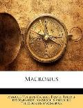 Macrobius (Latin Edition)