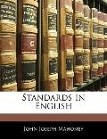 Standards in English