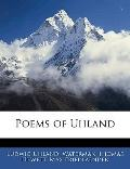 Poems of Uhland (German Edition)