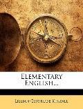 Elementary English...