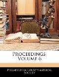Proceedings, Volume 6