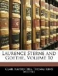Laurence Sterne and Goethe, Volume 10