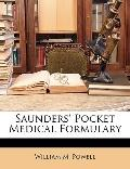 Saunders' Pocket Medical Formulary