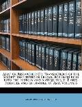 Asiatick Researches : Or, Transactions of the Society Instituted in Bengal, for Inquiring in...