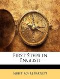 First Steps in English