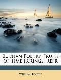 Buchan Poetry Fruits of Time Parings Repr