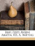 Rufi Festi Avieni Aratea, Ed a Breysig