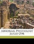 Abnormal Psychology Series