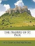 Prayers of St Paul