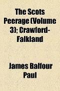 Scots Peerage; Crawford-Falkland