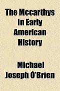The Mccarthys in Early American History