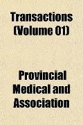 Transactions (Volume 01)