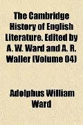 The Cambridge History of English Literature. Edited