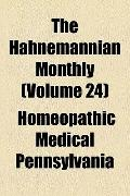 Hahnemannian Monthly