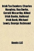 Irish Tax Evaders : Charles Haughey, Ray Burke, Gerald Mccarthy, Allied Irish Banks, Nationa...