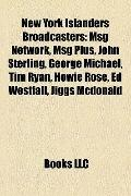 New York Islanders Broadcasters : Msg Network, Msg Plus, John Sterling, George Michael, Tim ...