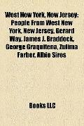 West New York, New Jersey : People from West New York, New Jersey, Gerard Way, James J. Brad...