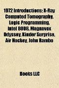 1972 Introductions : X-Ray Computed Tomography, Logic Programming, Intel 8008, Magnavox Odys...