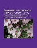Abnormal Psychology : Diagnostic and Statistical Manual of Mental Disorders, Major Depressiv...