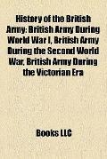 History of the British Army : British Army During World War I