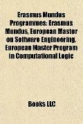 Erasmus Mundus Programmes : Erasmus Mundus, European Master on Software Engineering, Europea...