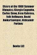 Divers at the 1980 Summer Olympics : Giorgio Cagnotto, Carlos Girón, Irina Kalinina, Falk Ho...