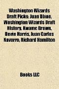 Washington Wizards Draft Picks : Juan Dixon, Washington Wizards Draft History, Kwame Brown, ...