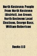 North Kesteven : People from North Kesteven (District), Joe Brown, North Kesteven Local Elec...