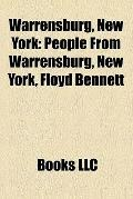 Warrensburg, New York : People from Warrensburg, New York, Floyd Bennett
