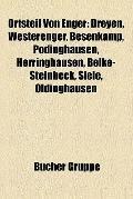 Ortsteil Von Enger : Dreyen, Westerenger, Besenkamp, Pödinghausen, Herringhausen, Belke-Stei...