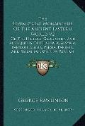 Seven Great Monarchies of the Ancient Eastern World V2 : Or the History, Geography, and Anti...