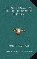 Introduction to the History of History