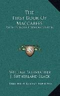First Book of MacCabees : With Introduction and Notes