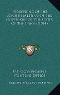 Proceeding of the Seventh Meeting of the Governors of the States of the Union