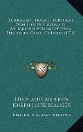 Eclogae Sive Fragmenta Integri Olim Libri de Historia et Antiquitatibus Sacris Veterum Ebrae...