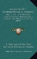 Sanatoria for Consumptives in Various Parts of the World : France, Germany, Norway, Russia, ...