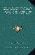 Concise Essay on the Medical Treatment of Malabar Coolies Employed on the Coffee Estates of ...