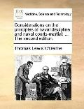 Considerations on the Principles of Naval Discipline, and Naval Courts-Martial; The