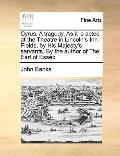 Cyrus a Tragedy As It Is Acted at the Theatre in Lincoln's-Inn-Fields, by His Majesty's Serv...