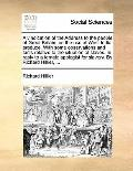 Vindication of the Address to the People of Great Britain, on the Use of West India Produce ...