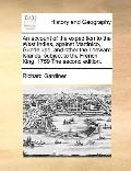 Account of the Expedition to the West Indies, Against Martinico, Guadelupe, and Other the Le...