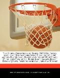 Sports Championship Series : 2007 NBA Finals, featuring San Antonio Spurs Francisco Elson, M...