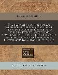 testament of the twelue patriarches the sonnes of Iacob: translated out of Greeke into Latin...
