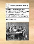 Domestic Medicin[E] or, the Family Physician : Being an attempt to render the medical art mo...