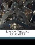 Life of Thomas Chalmers