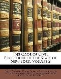 Code of Civil Procedure of the State of New York