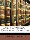 S M E Mechanical Catalog and Directory
