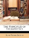 Principles of Therapeutics