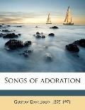 Songs of Adoration