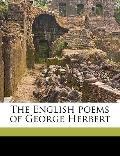 English Poems of George Herbert